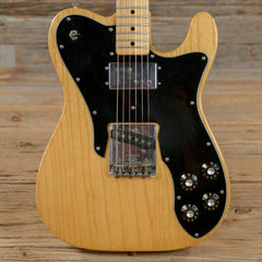 Fender Telecaster Custom MN Natural 1974 (s992)