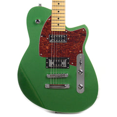 Reverend Flatroc Emerald Green