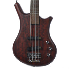 Warwick German Pro Series Thumb BO 4-String Burgundy Red Satin Oil Finish