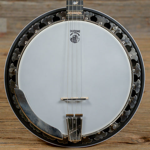 Deering Boston 17 Fret Tenor Banjo 2015 (s438)