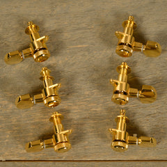 Allparts Schaller 3X3 Gold Locking Tuners USED