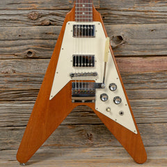Gibson Custom Shop '67 Flying V Natural Reissue USED (s607)