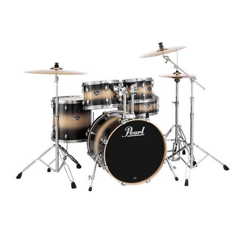 Pearl EXL Export 10/12/14/14x5.5/20 Nightshade Lacuquer Shell Kit
