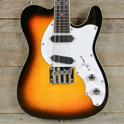 Eastwood Mandocaster Antique Sunburst USED