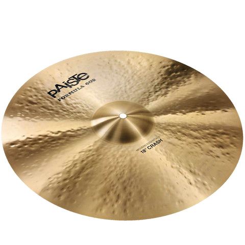 "Paiste 19"" Formula 602 Modern Essentials Crash"