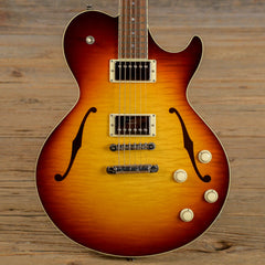 Collings SoCo LC Deluxe Tobacco Sunburst w/Lollar Imperials & Flared Peghead USED (s075)