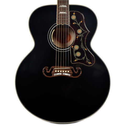 Gibson Montana SJ-200 Ebony Limited Edition of 50 (Serial #13216022)