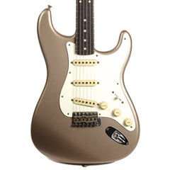 Fender Custom Shop 1959 Stratocaster Journeyman Relic Shoreline Gold Metallic (Serial #R86120)