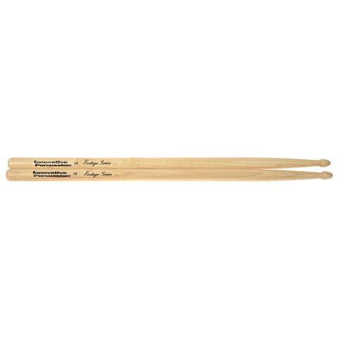 Innovative Percussion Vintage Series 2B Hickory Sticks