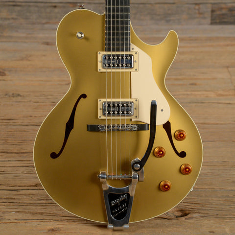 Collings Statesman LC Goldtop w/Bigsby & TV Jones Classics USED (s038)