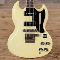 Gibson Custom Shop 1962 SG Special Polaris White 2001 (s461)