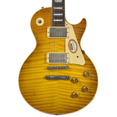 Gibson Custom Shop Limited Run Mike Reeder 1959 Les Paul Reeder Burst Aged (Serial #CC31A039)