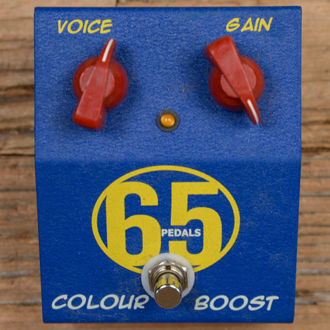 65 Amps Colour Boost NOS Mullard USED