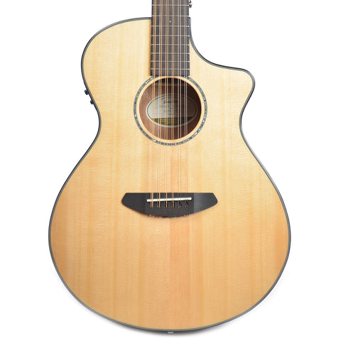 Breedlove Pursuit Concert 12 String Cutaway Acoustic-Electric