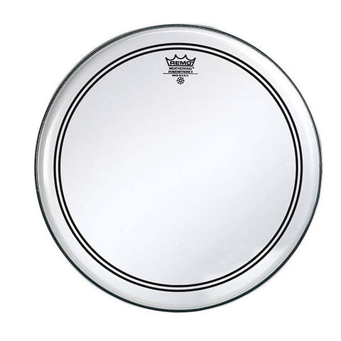 Remo 12 Inch Batter Powerstroke 3 Clear Drum Head