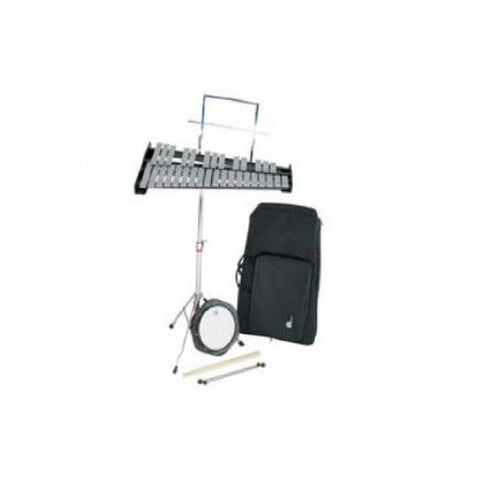Percussion Plus Percussion Bell and Pad Kit