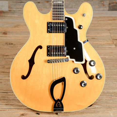 Guild Starfire IV Natural 1979 (s401)
