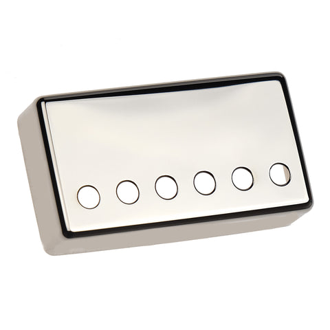 Gibson Humbucker Cover Bridge Position - Nickel