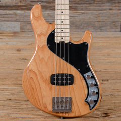 Fender American Deluxe Dimension Bass IV Natural 2013