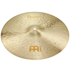 "Meinl 17"" Byzance Jazz Extra Thin Crash cymbal"