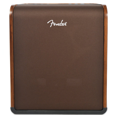 Fender Acoustic SFX Stereo Combo Hand Rubbed Walnut Finish