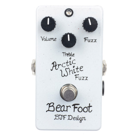 BearFoot Arctic White Fuzz