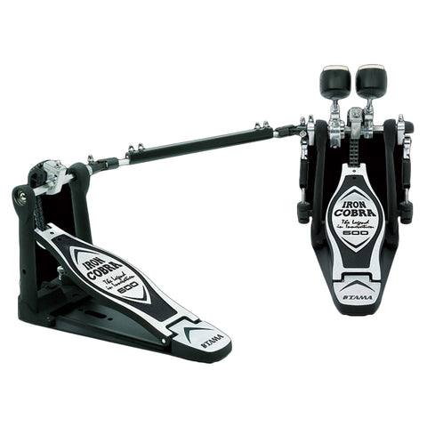 Tama Iron Cobra 600 Duo Glide Double Bass Drum Pedal