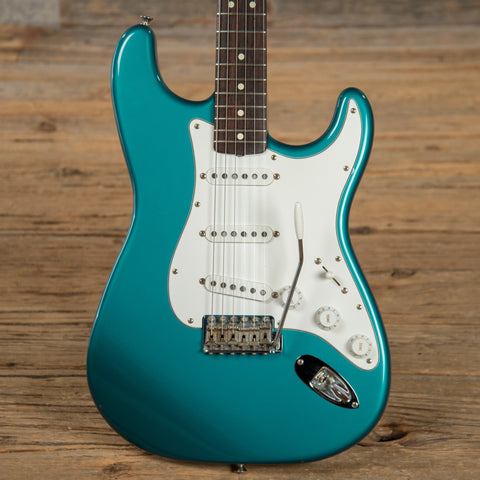 Fender American Vintage '62 Stratocaster Ocean Turquoise 1996 (s989)