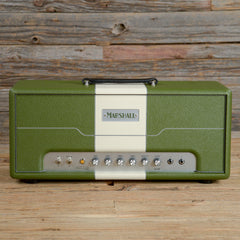 Marshall Astoria Classic 30W Hand-Wired Single Channel Head Green USED