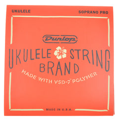 Dunlop Strings Ukulele Soprano Pro Set