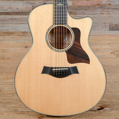 Taylor 656ce 12-String First Edition Natural 2015 (s050)