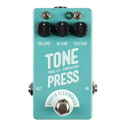 Barber Electronics Tone Press