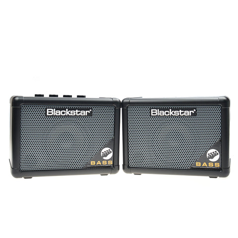 Blackstar Fly 3 Battery Powered Bass Amp, Cab, and PSU