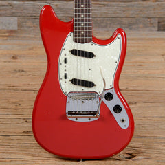 Fender Mustang Dakota Red 1965 (s108)