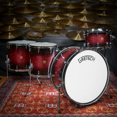 Gretsch Broadkaster 14/16/18/26 4pc Drum Kit Purple Burst