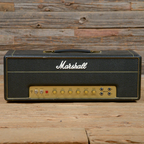 Marshall 1987X Plexi 50 Head USED (COA by Joe Trohman)