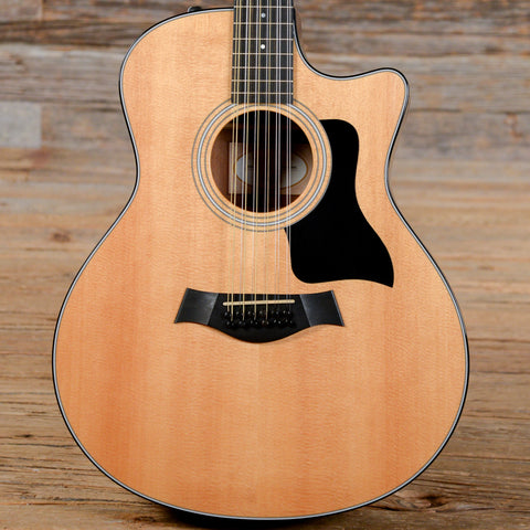 Taylor 356ce Natural 2013 (s041)