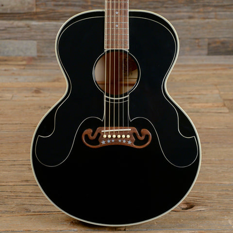 Gibson Everly Brothers J-180 100th Anniversary #25 of 100 Black 1994 (s025)