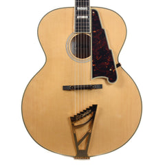 D'Angelico EX-63 Archtop Natural w/Electronics