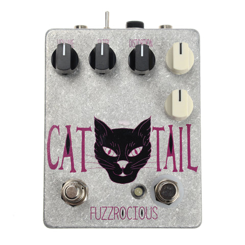 Fuzzrocious Cat Tail Distortion w/Killswitch Mod