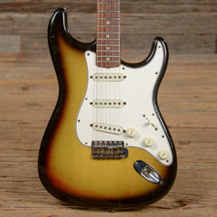 Fender Stratocaster Three Tone Sunburst 1965 (s045)