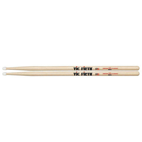 Vic Firth 8DN Jazz Nylon Tip Drum Sticks