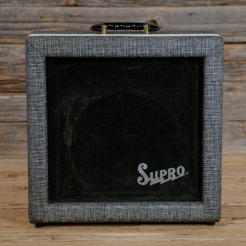 Supro 1614E Spectator 1950s (Serial #T108)