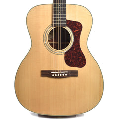 Guild Westerly OM-140 Sitka Spruce/African Mahogany Natural w/Lightweight Polyfoam Case