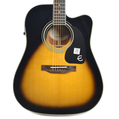 Epiphone PRO-1 Ultra Dreadnought Acoustic Sunburst