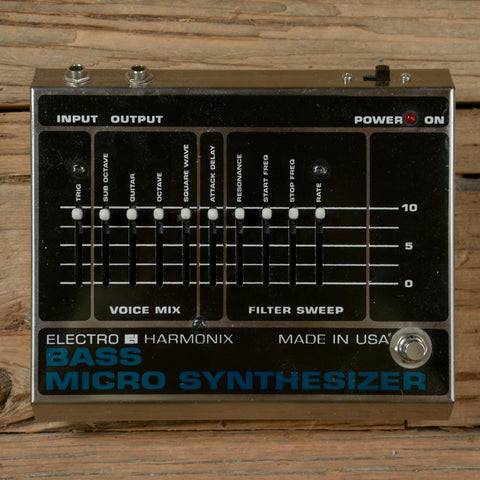 Electro-Harmonix Bass Micro Synth USED