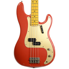 Nash PB-57 Dakota Red MN Light Relic w/Gold Anodized Pickguard & Lollar Pickups (Serial #285)