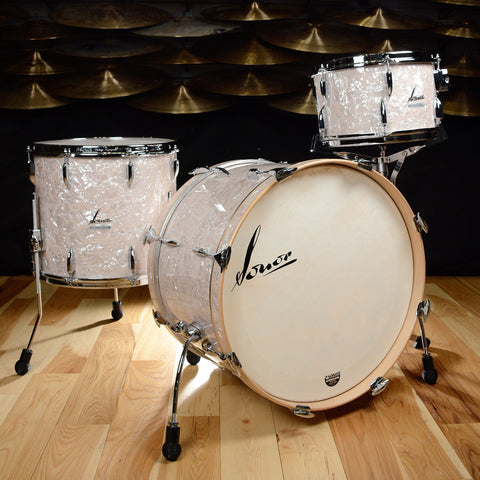 Sonor Vintage Series 13/16/22 3pc Kit Vintage Pearl