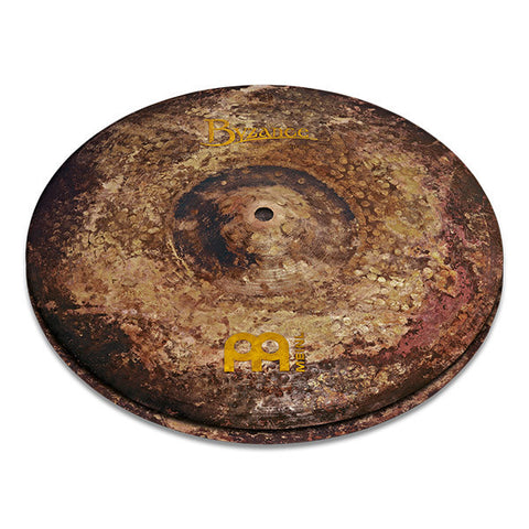 Meinl Byzance Vintage 14 Inch Pure Hi-Hat Cymbals pair