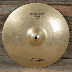 "Zildjian 14"" Avedis CIE Medium Thin Crash Brilliant USED"